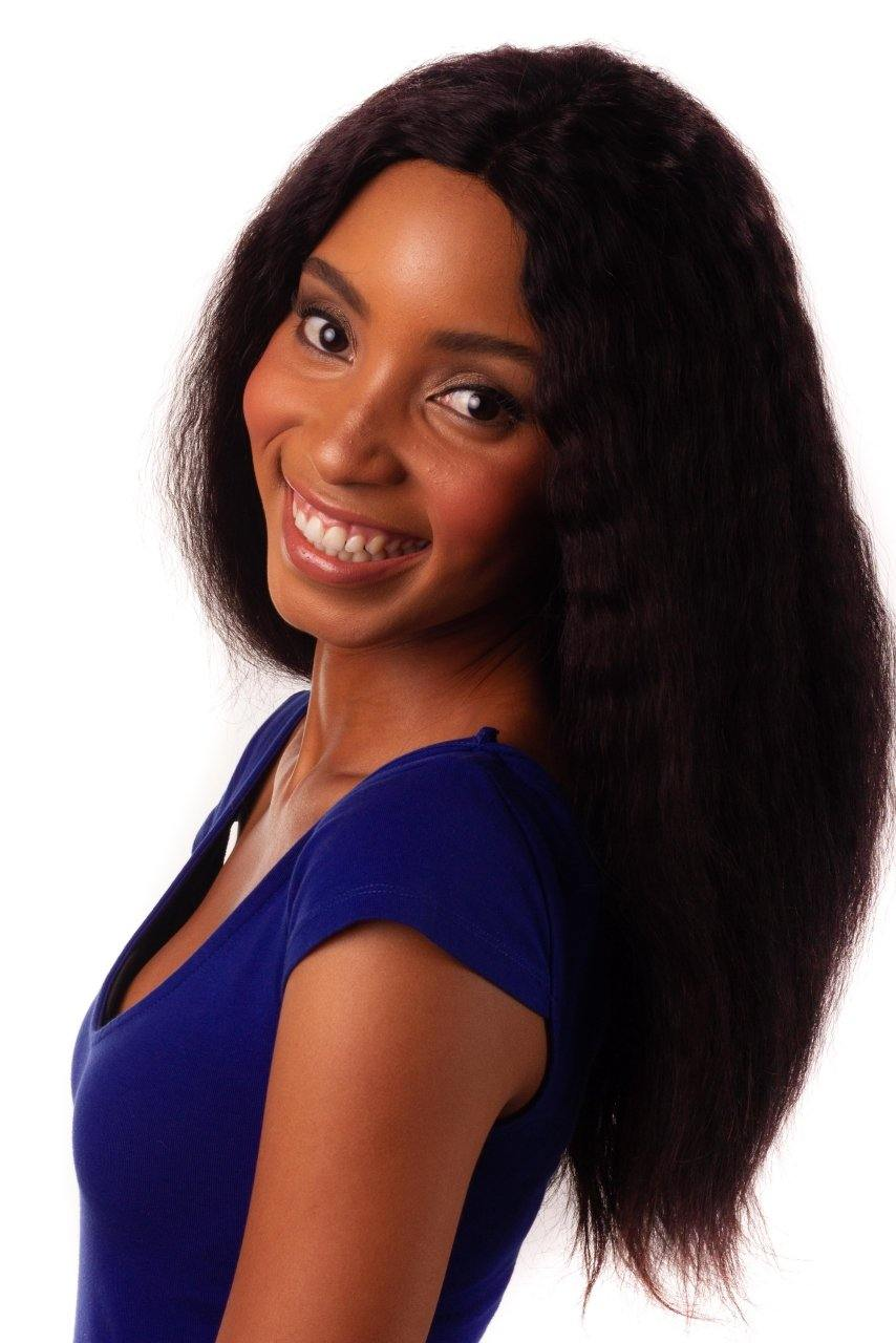 Brazilian Mid Part 105 Lace Front Wig