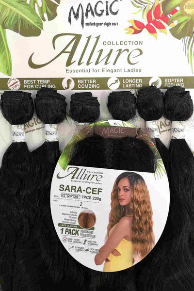 Magic Allure Sara 7 Pcs