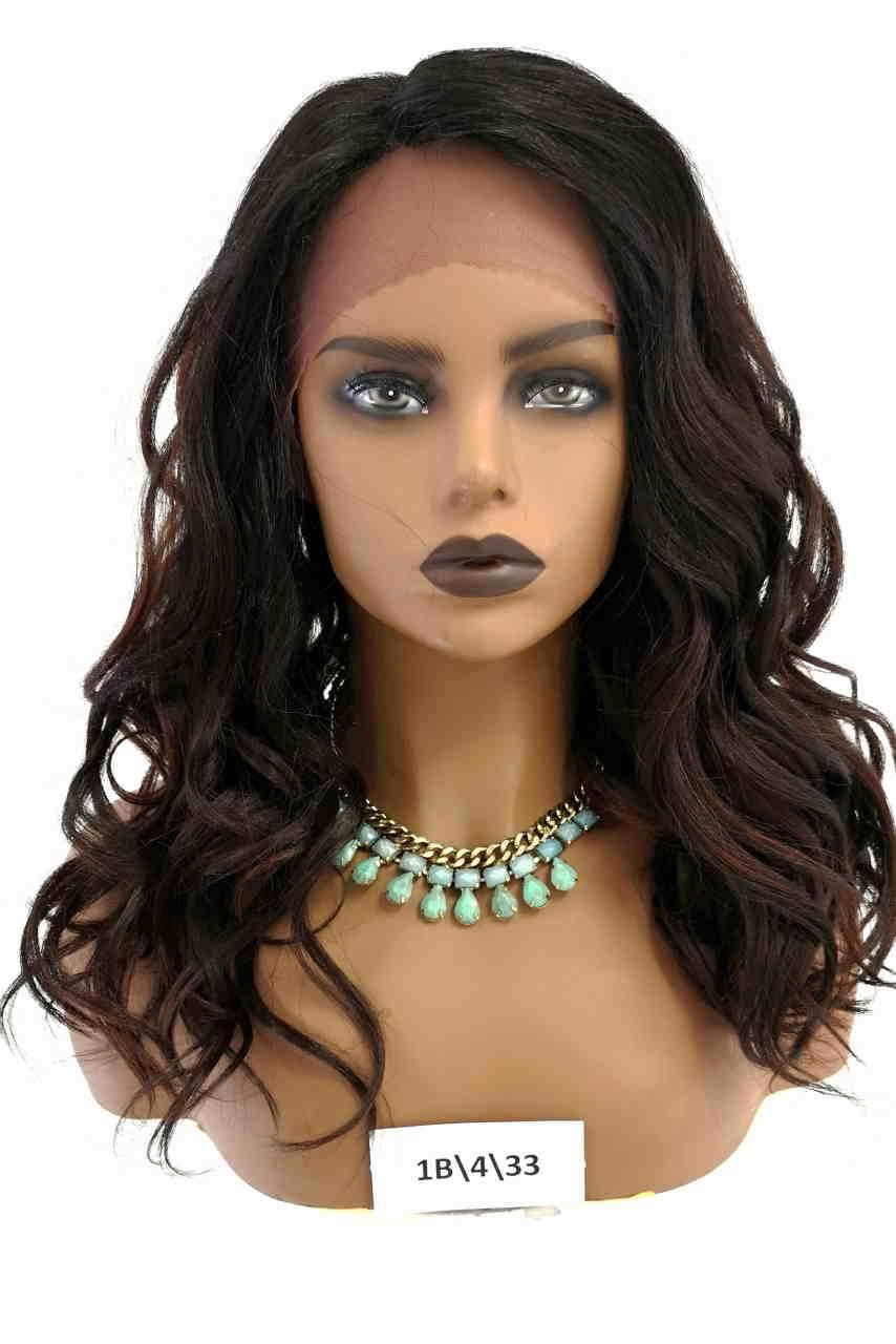 Magic F&P Angelia Lace Front & Part Wig - StyleDiva
