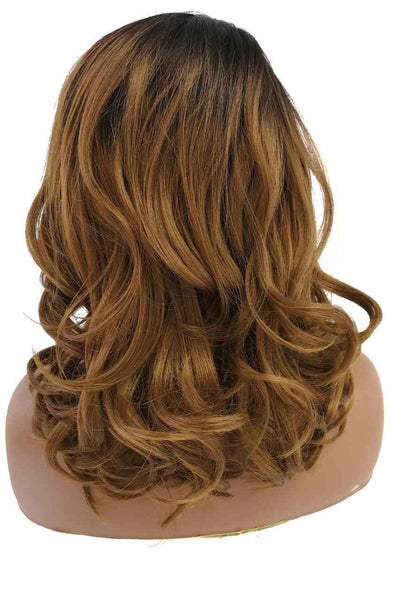 Magic F&P Janet Lace Front & Part Wig - StyleDiva