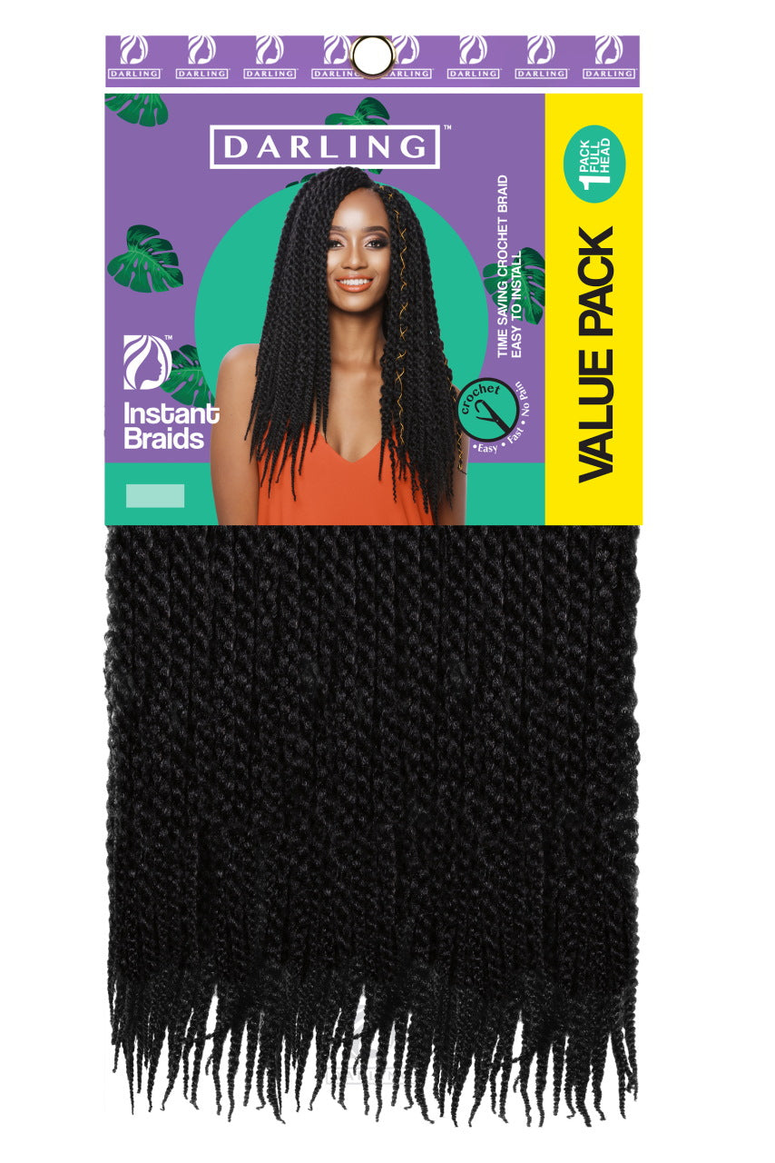 Darling Instant Braid Value Pack