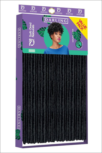 Darling Soft Dread Naturals Vp - StyleDiva