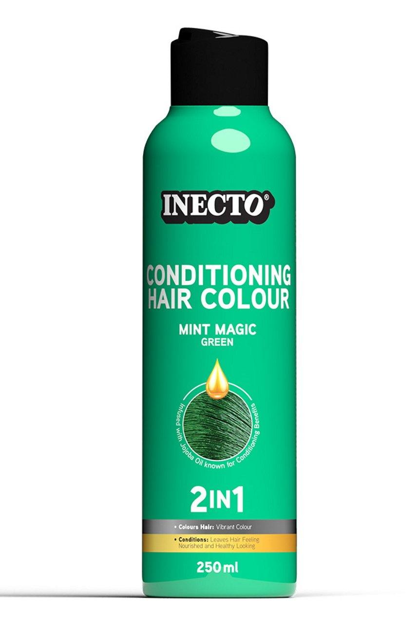 Inecto 2In1Color Conditioner 250Ml Mint Magic - StyleDiva