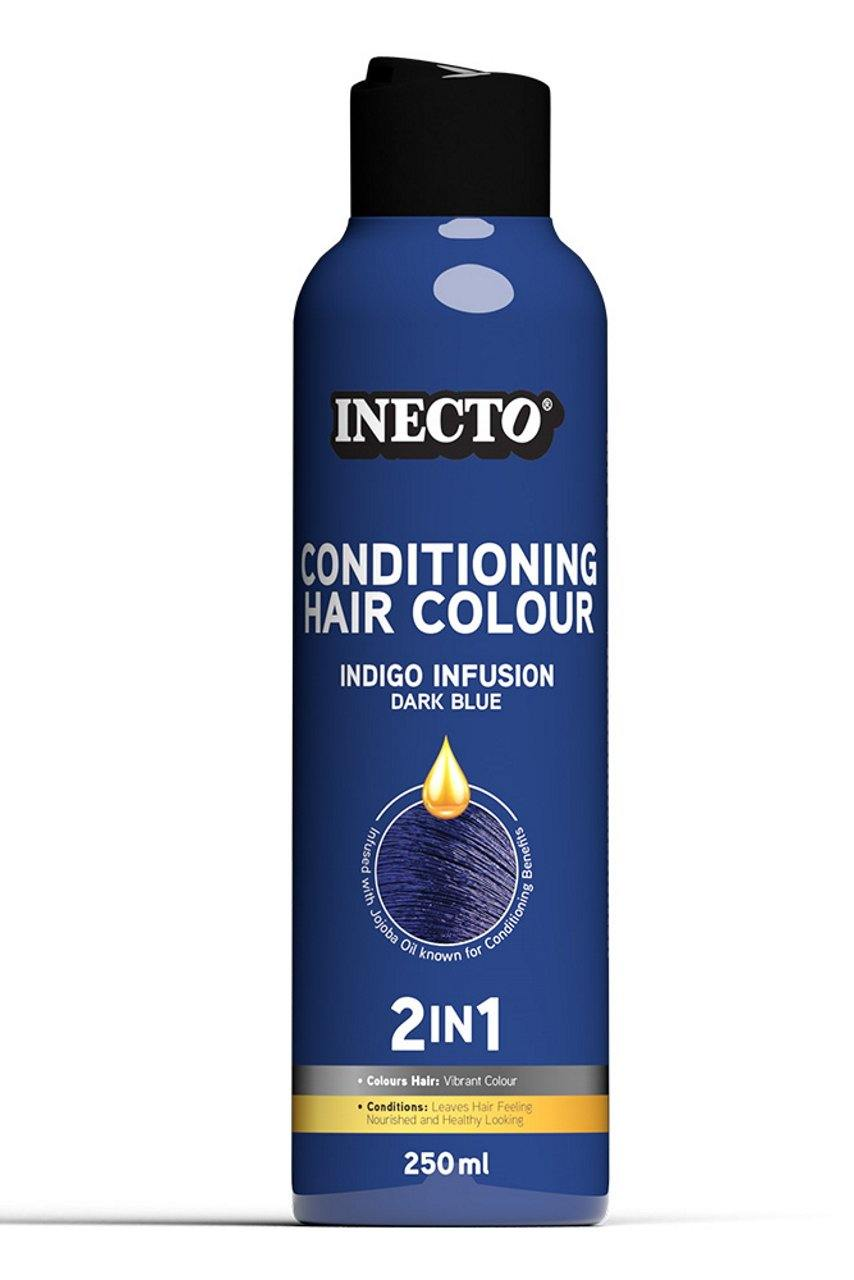 Inecto 2In1Color Conditioner 250Ml Indigo Infusion - StyleDiva