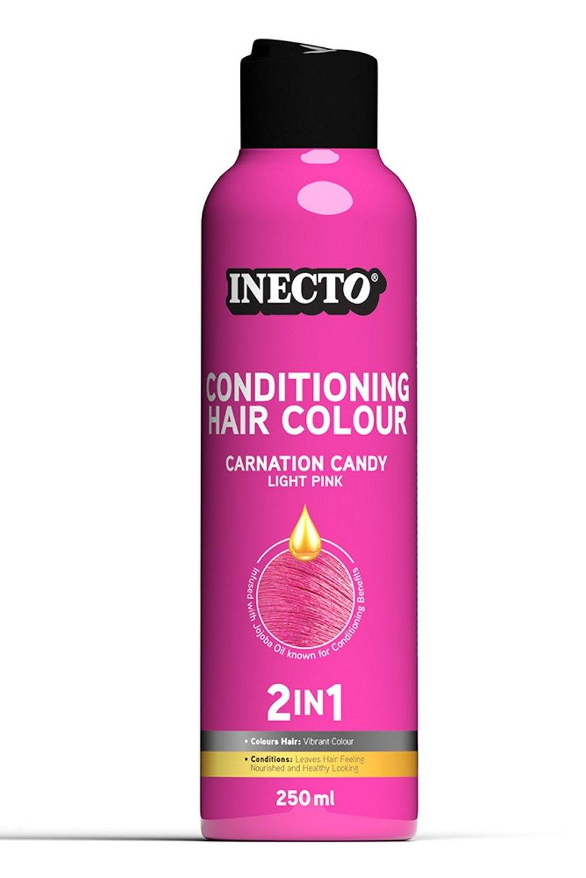 Inecto 2In1Color Conditioner 250Ml Carnation Candy - StyleDiva