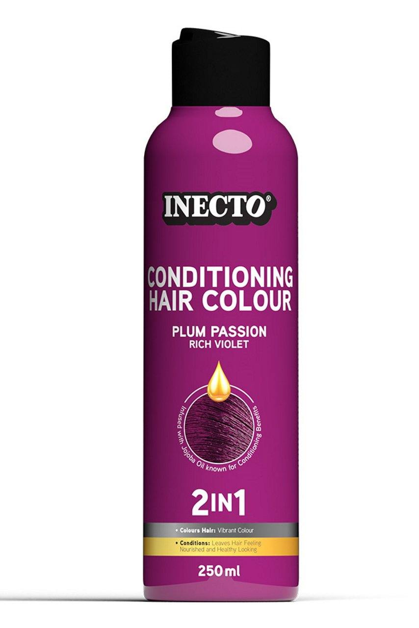 Inecto 2In1Color Conditioner 250Ml Plum Passion - StyleDiva
