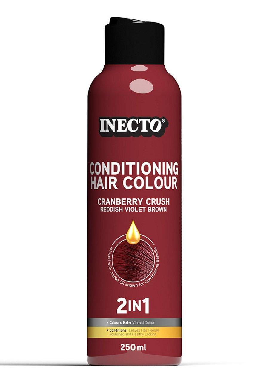 Inecto 2In1Color Conditioner 250Ml Cranberry Crush - StyleDiva