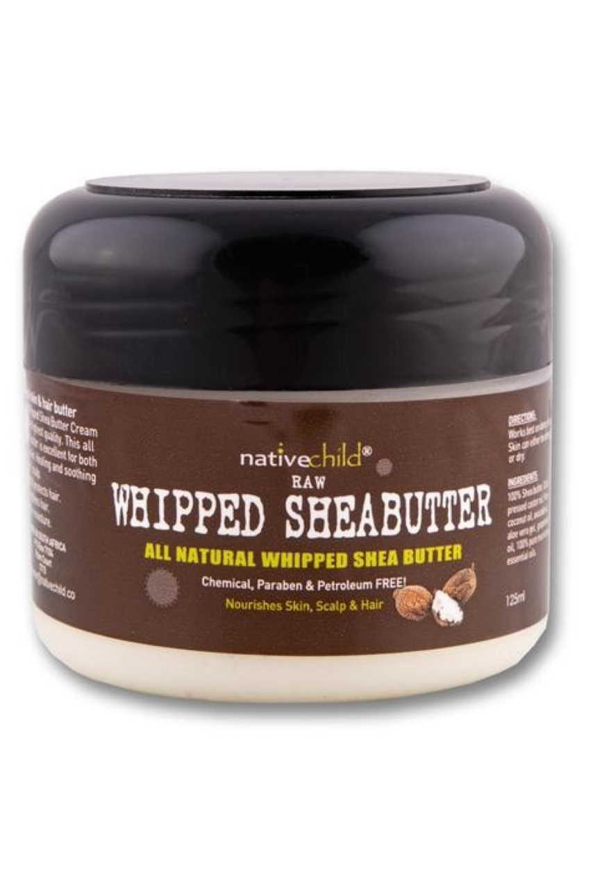 Native Child Whip Sheabutter Cream 125Ml