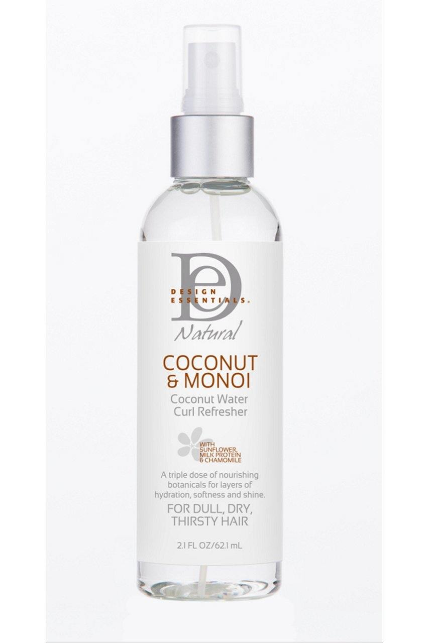 Design Essentials Naturals Co&Mo Water Curl Refresher 3Oz