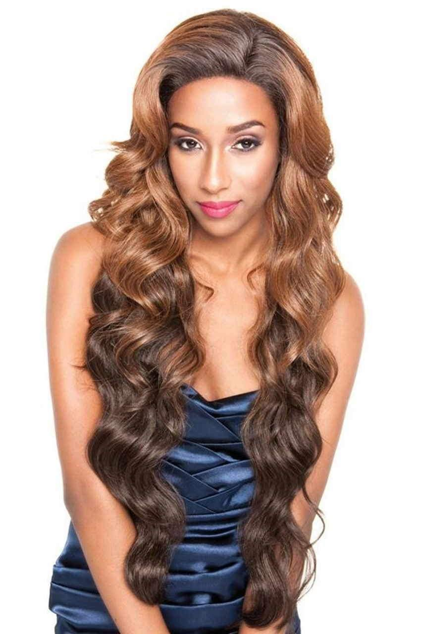 Mane Concept Brown Sugar Bs610 Lace Front Wig