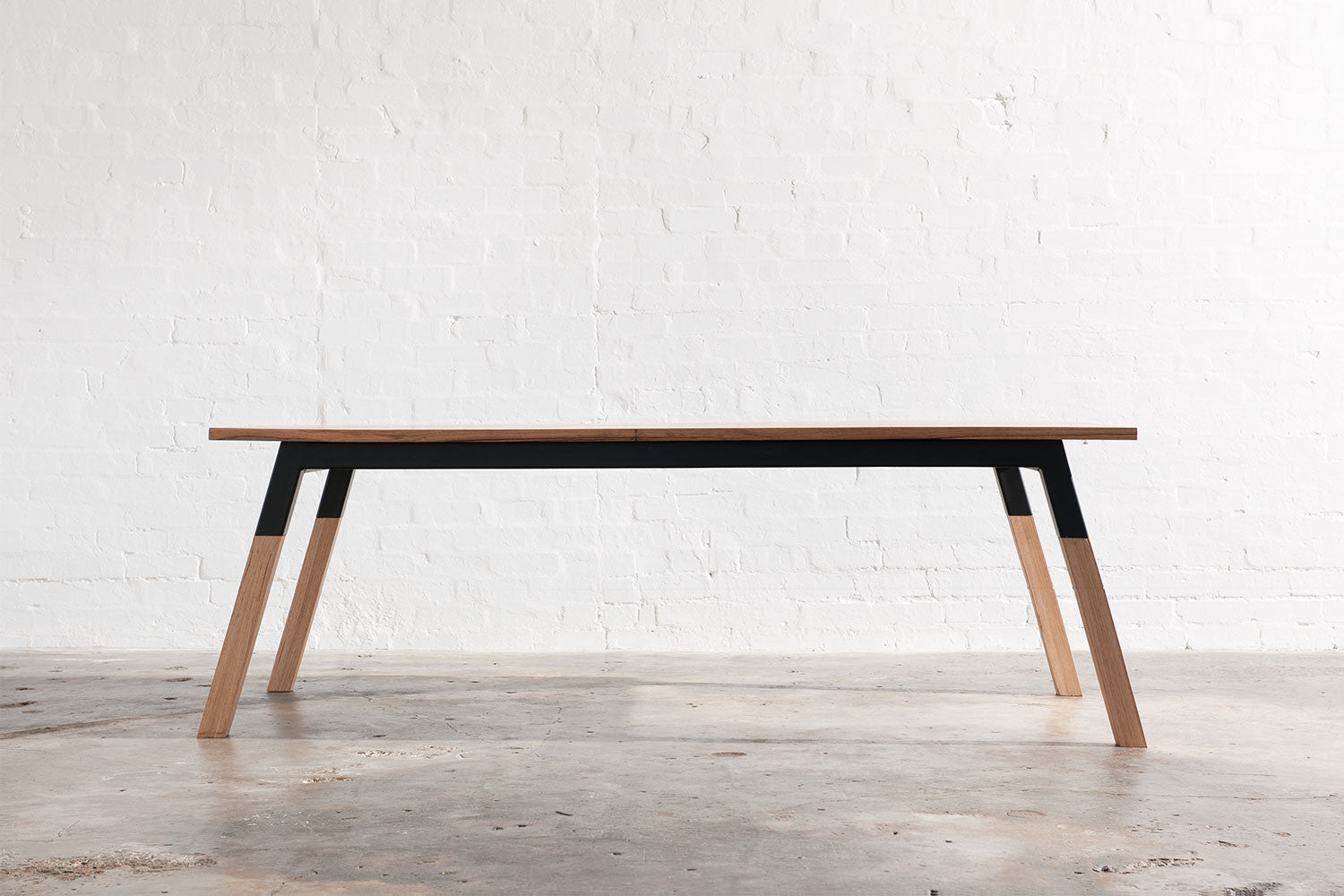 Introducing Mr Blake - Industrial Dining Table