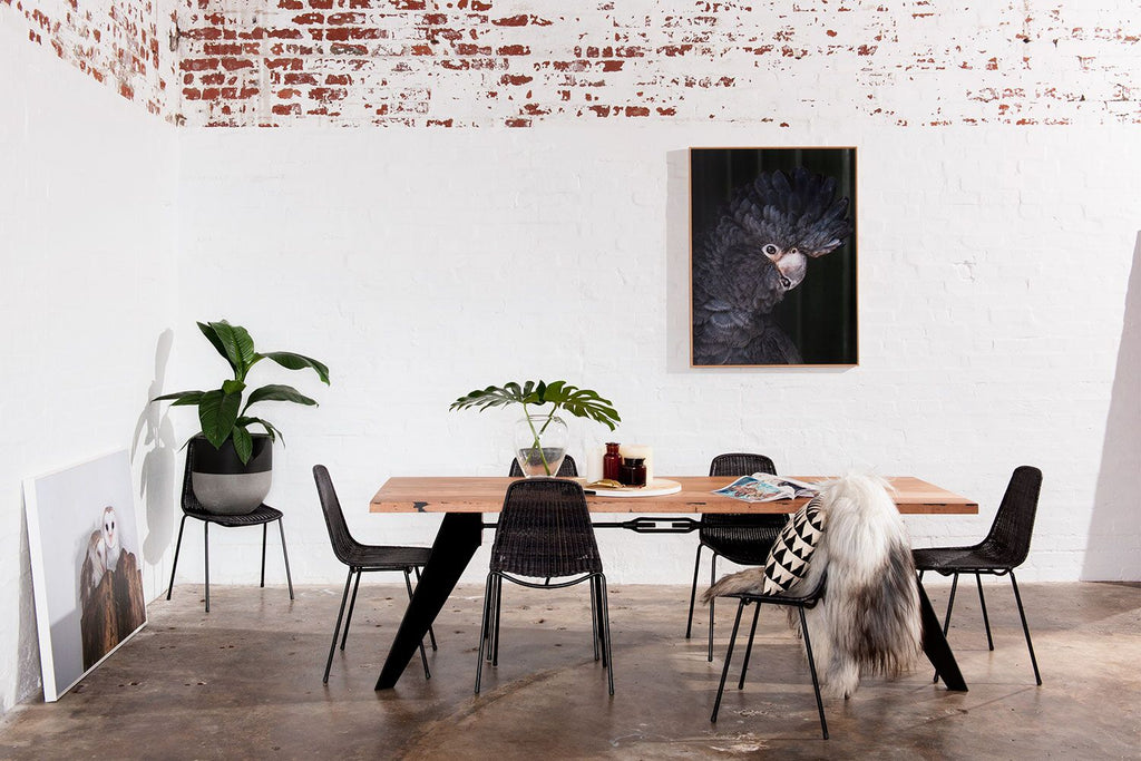industrial dining tables melbourne