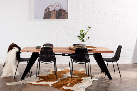 industrial dining table Adelaide