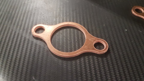 Holden Commodore V6 - COPPER EXHAUST MANIFOLD GASKETS (set of 6)