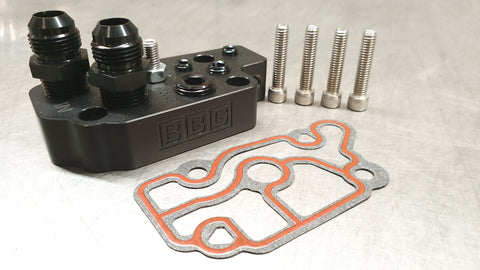 L27/L36/L67 ADJUSTABLE OIL PRESSURE & REMOTE OIL FILTER/COOLER PLATE