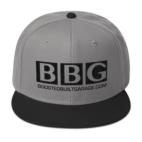 BBG SNAP BACK HAT