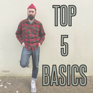 Top 5 basics with Damien
