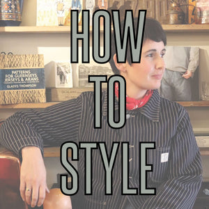 How to style... with Holly Butterworth