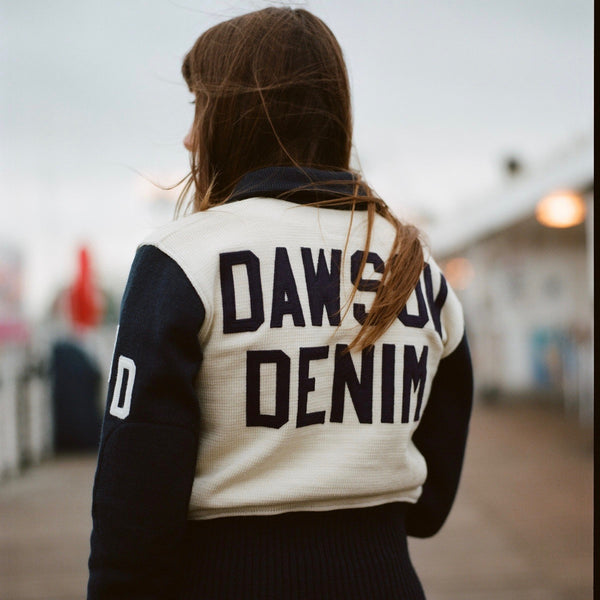 Dawson Denim : The Book of Denim by Code Magazine and Danny North.