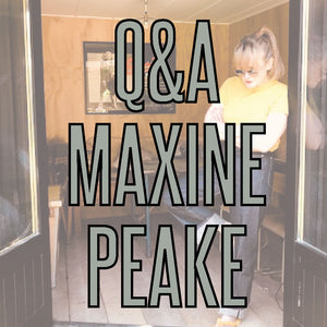 An interview with Maxine Peake