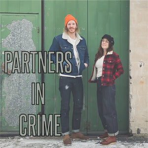 Partners in Crime | Malin and Johannes
