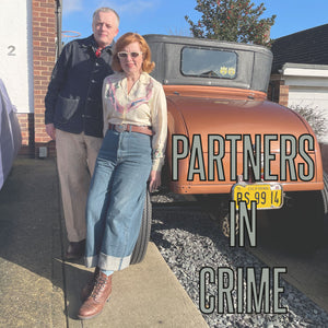 Partners in Crime | Jacqueline and Neil
