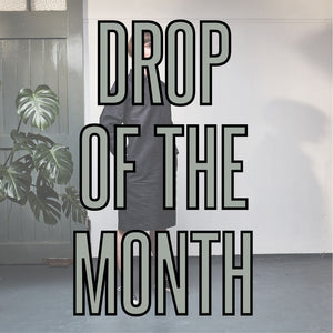 DROP OF THE MONTH - THE SMOCK DRESS