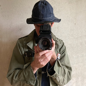 Hipster... moi? | Scott Ogden and his camera kit