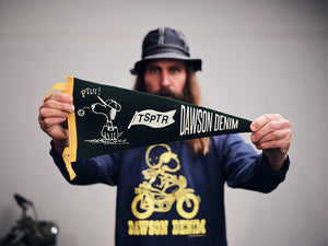 TSPTR x DAWSON DENIM Peanuts Snoopy Edition