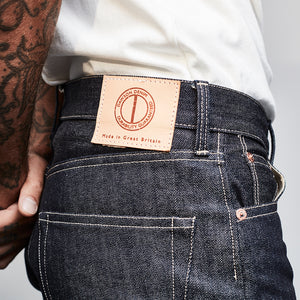 DAWSON REGULAR FIT JEANS : DD01 14.25OZ RED SELVEDGE