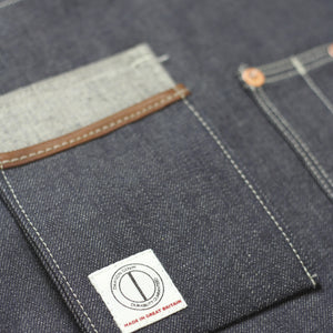 PINNY : DD04 RED LINE SELVEDGE