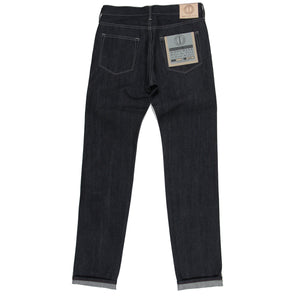 SLIM FIT JEANS : DD001 14OZ RED SELVEDGE SANFORIZED