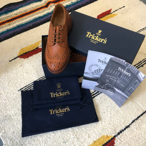 Trickers Bourton C-Shade