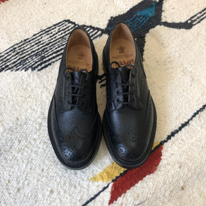 Trickers Ilkley Black