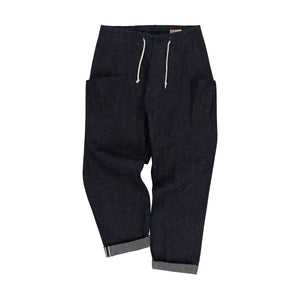 DAWSON DENIM x TSPTR | MID-WEIGHT 10OZ NEPPY SELVEDGE ZUMA PANTS