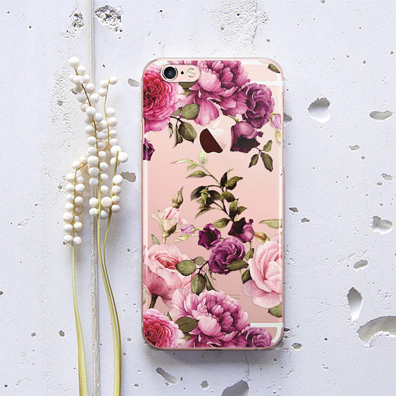 Flowers Floral Phone Case