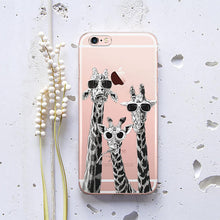 Giraffes Phone Case