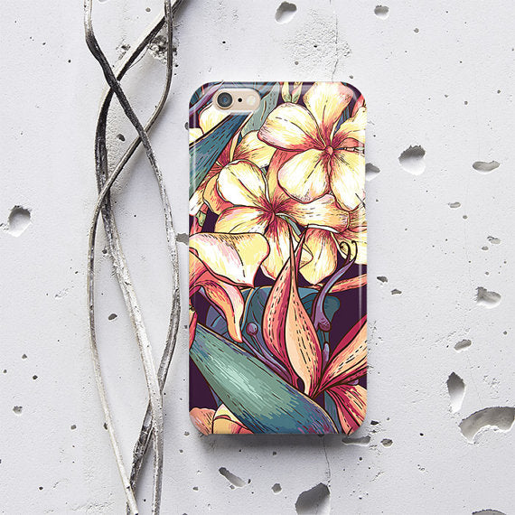 Lily Phone Case