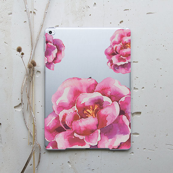 Cover Flowers iPad Case