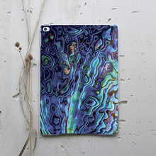 Blue Shell iPad Case