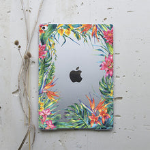 Floral Hard iPad Case