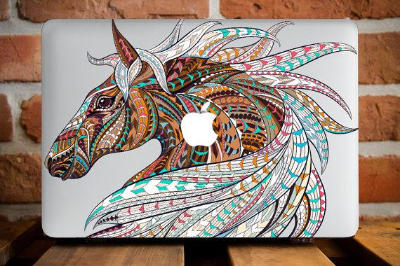 Horse Macbook Case