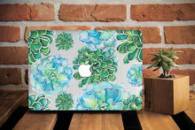 Succulents Macbook Case