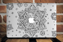 Geometrical Macbook Case