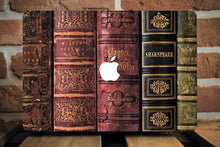 Vintage Books Macbook Case
