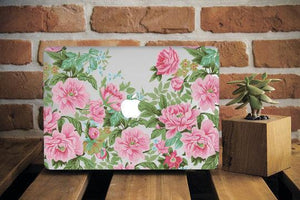 Roses Macbook Case