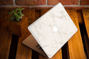 Handmade Marble Macbook Case