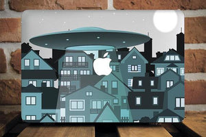 UFO Macbook Case