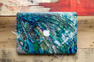 Abalone Shell Macbook Case
