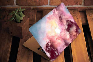 Colourful Smoke Macbook Case